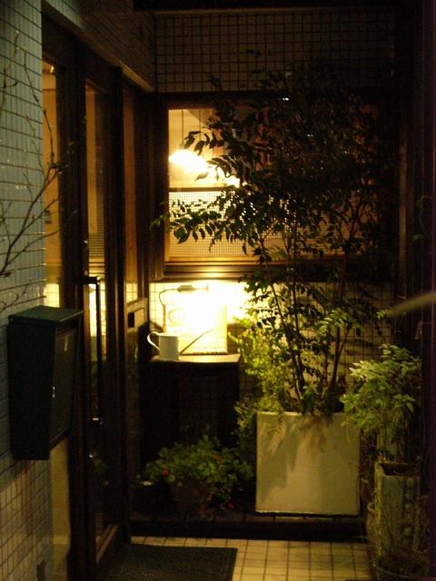 遊眠堂入口外側