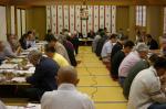 平成21年祭典の会議