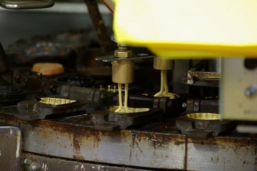 人形焼機械