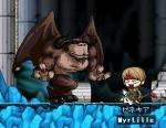 神殿の悪魔・バルログ