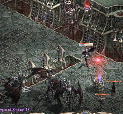 影の神殿1F