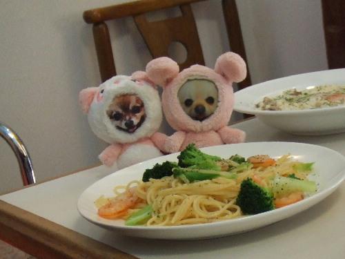 菜々ちゃん&ルルちゃん