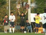 選手交代 太田→山本