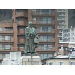 高田屋嘉兵衛の像
