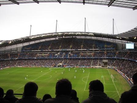 Manchester City vs Wigan