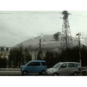 札幌ドーム外観
