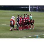 札幌の選手たち