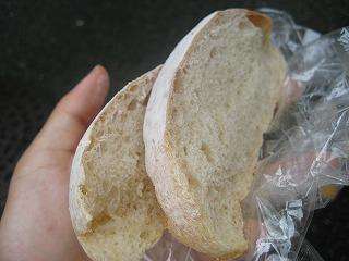 090705 ゆきのパン、辻堂パウンドケーキ 001