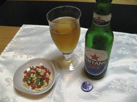 ビンタンビール。