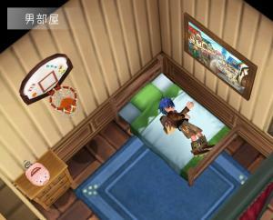 クルク's room