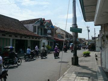 インドネシアの交通手段