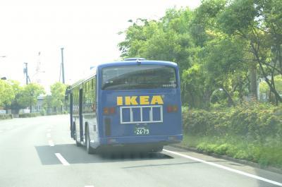 IKEAバス