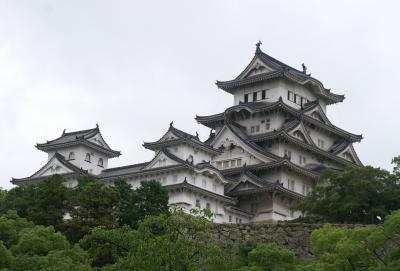 姫路城 全景