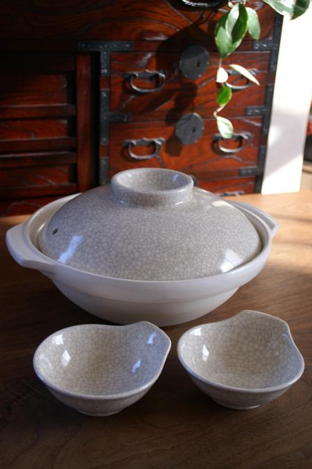 萬古焼 土鍋