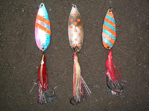 2009鮭ルアー表