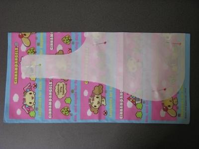 お弁当ハンカチde犬服20090408-1