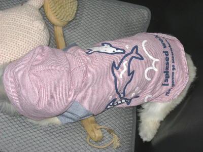 ママの古着de犬服20081116-1