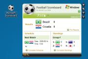 Microsoft Soccer Scoreboard