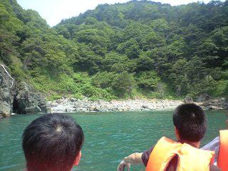 海からの景観4