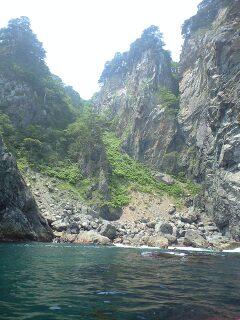海からの景観2