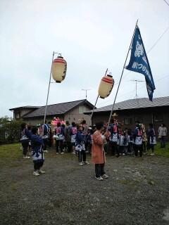 湊町みこし祭りの始まり