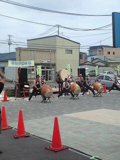 なもみ太鼓(野田村)