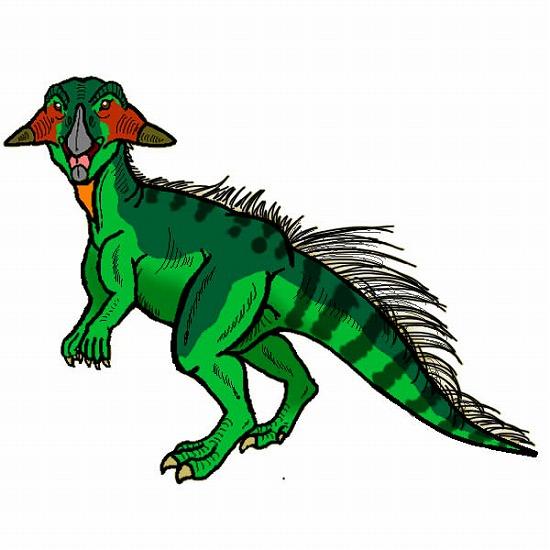 ハルティコサウルス
