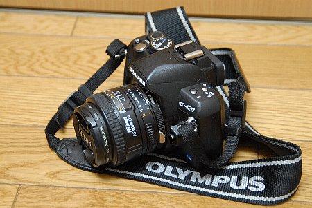 E-420&Nikon