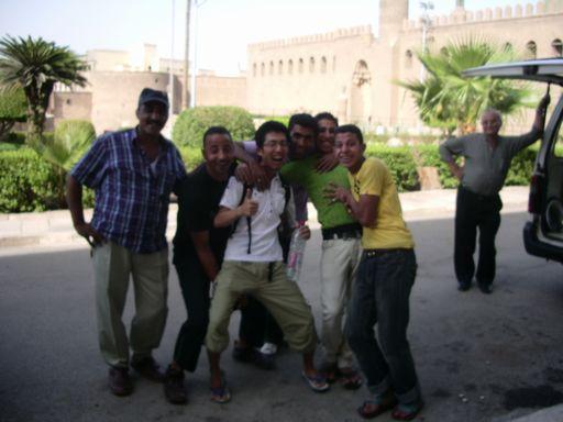 陽気なエジプト人