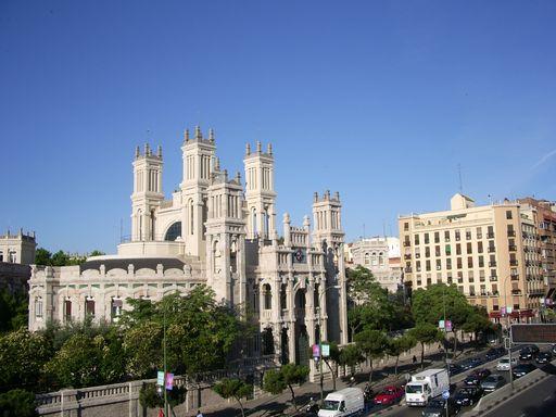 マドリッドの聖堂
