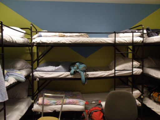 3段ベッド