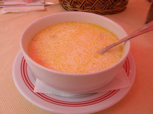 胃袋スープ