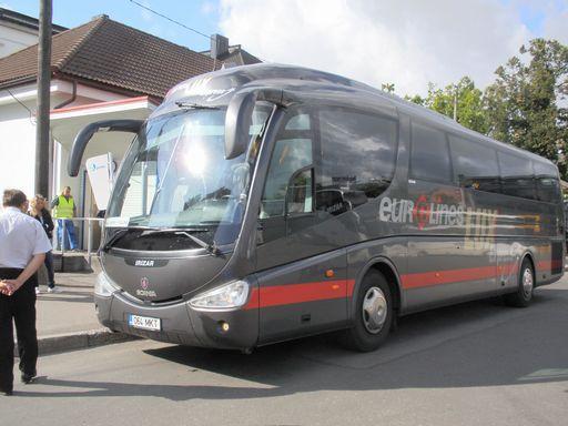 ユーロラインバス