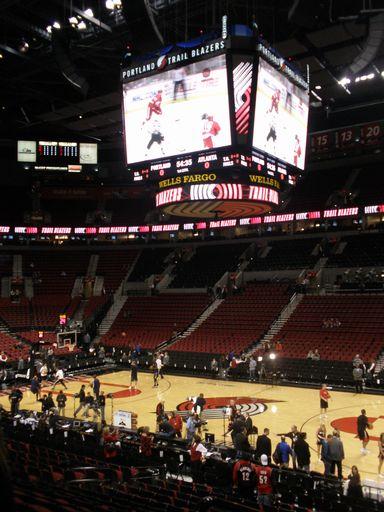 NBAスタジアム