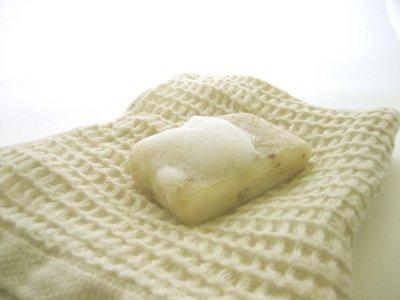 ラベンダーの石鹸