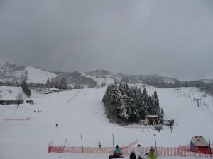 上越 スキー場