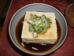 るみじ豆腐