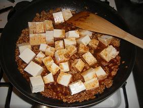 マーボー豆腐4