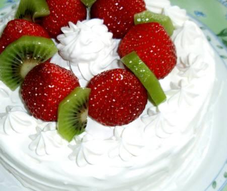 2008年02月07 ラムのケーキ