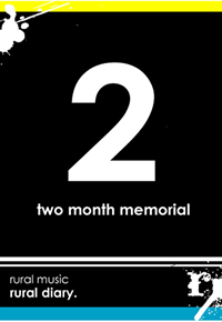 TWO MONTH MEMORIAL