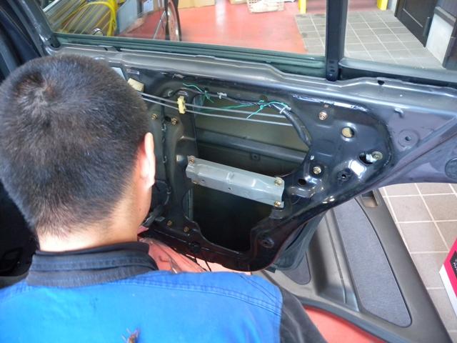 車修理02