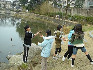 緑水会~にしたかの生徒参加~ 035