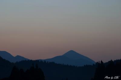 09.5.12 早朝の高千穂の峰