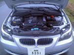 BMWエンジンルーム