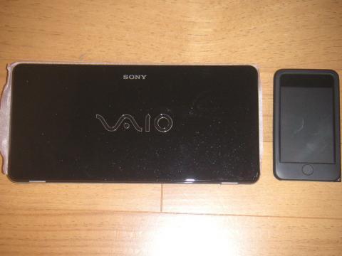 VAIO type P_03