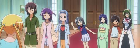 ハヤテのごとく!OVA_Blu-rayキャプ_色々