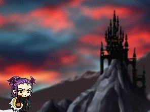 暗黒城の伯爵