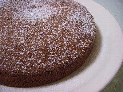 チョコレートケーキ♪