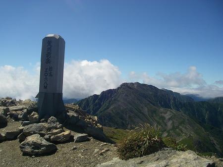 塩見岳 聖 049