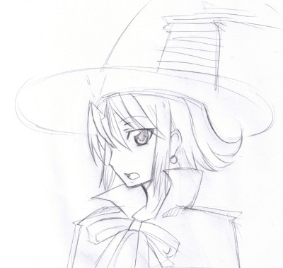 魔法使いさん